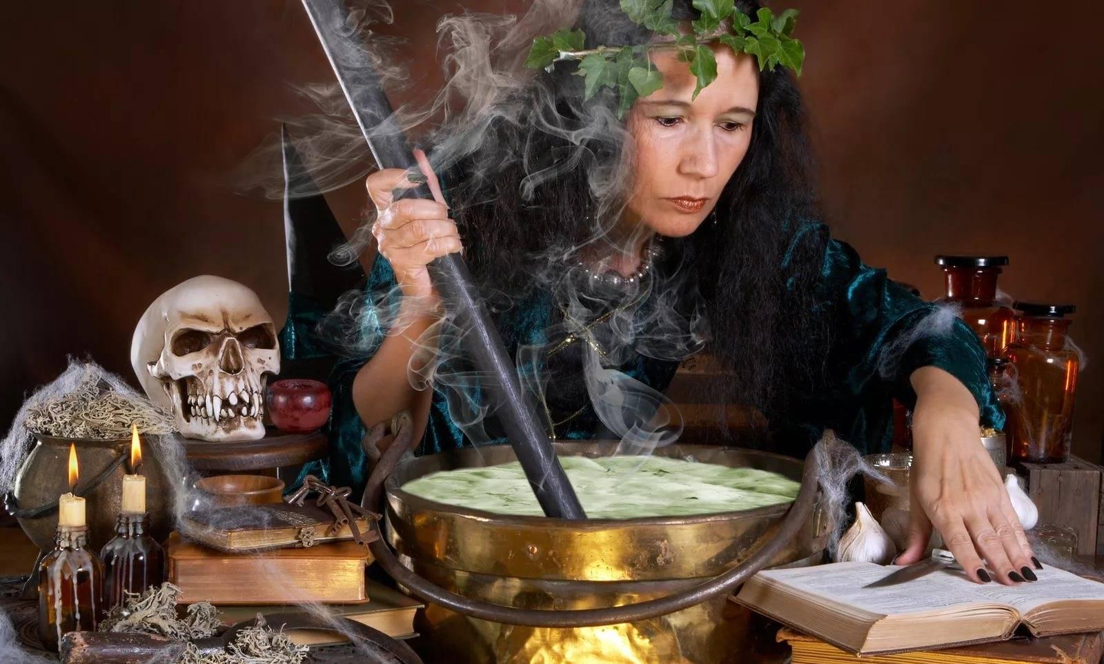 Как стать чародейкой или колдуньей в реальной жизни?