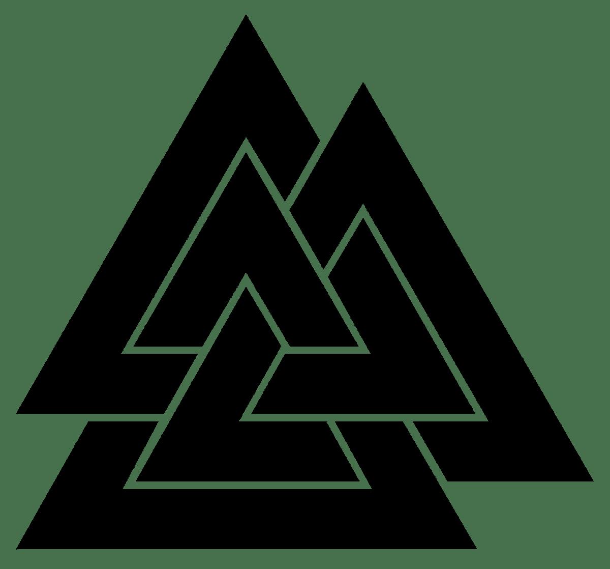 Символа валькнут: значение и описание оберега (фото)