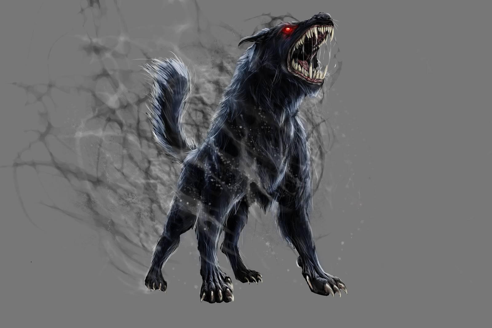 Пес-призрак | ведьмак вики | fandom