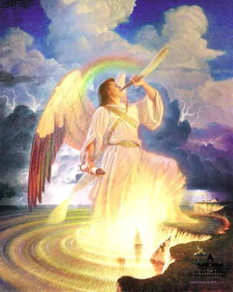 Архангел метатрон | мир магии