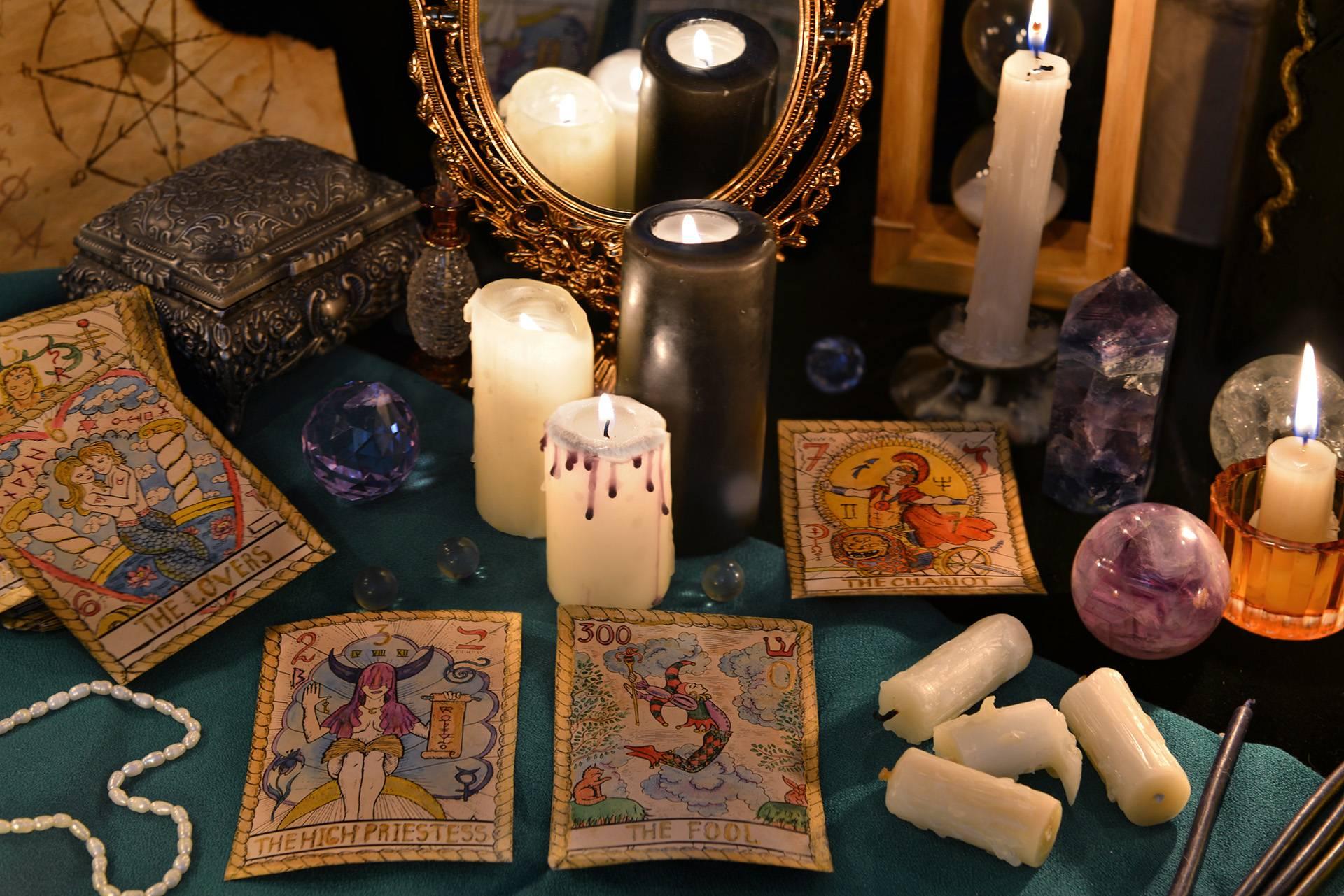 Три карты: ритуал таро на изменение жизненной ситуации.