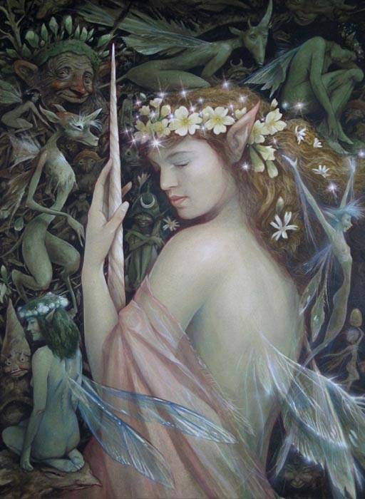 Устрашающий гоблин | магия любви