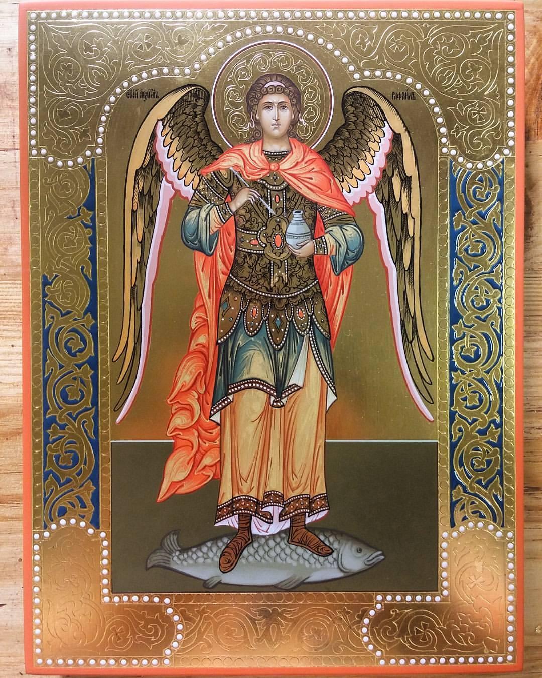 Сильная молитва святому архангелу рафаилу о женитьбе