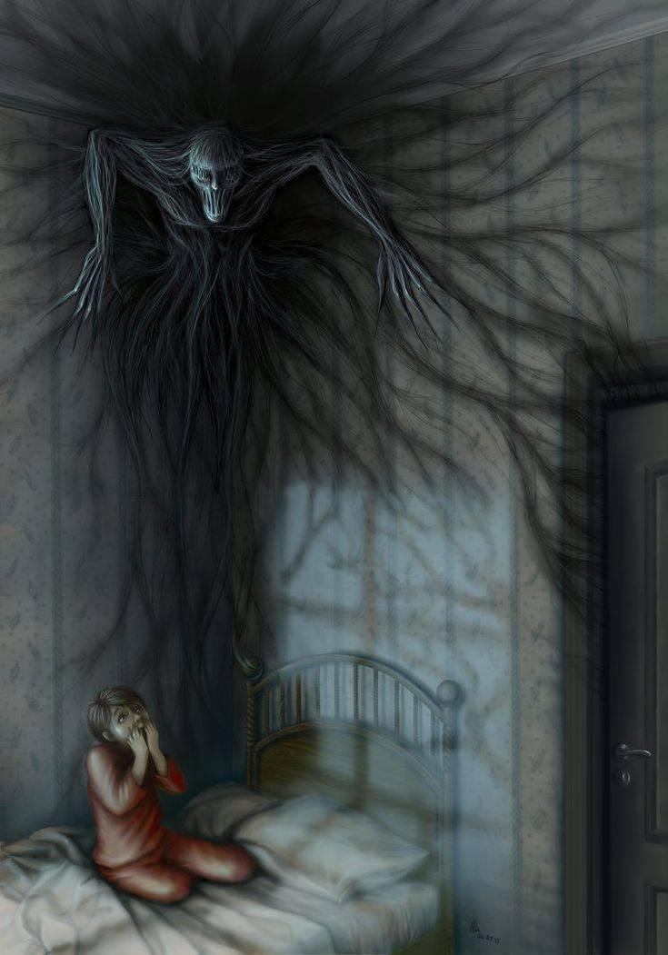 Бука хочет кушать » страшные истории