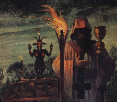 Демоны и диавол | православие и мир
