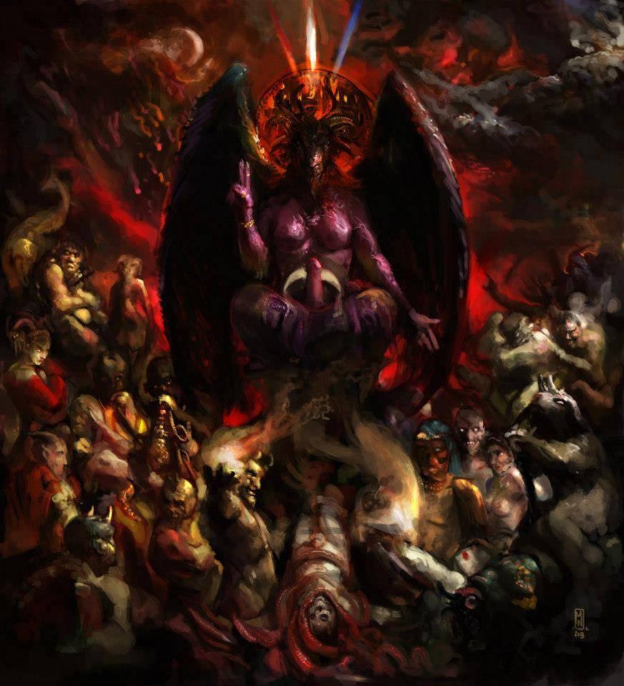 Кто такой демон астарот