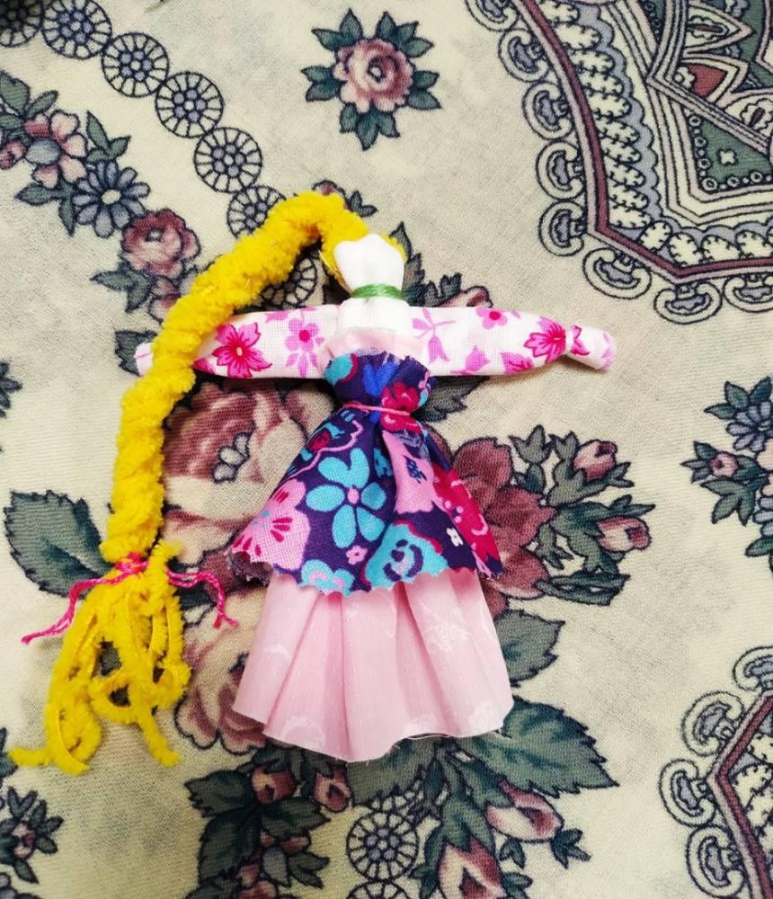 Кукла неразлучники — оберег, объединяющий женское и мужское начало