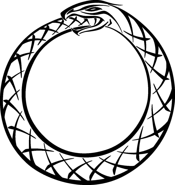 Значение символа уроборос — змея, кусающая себя за хвост. значение символа уроборос - законы