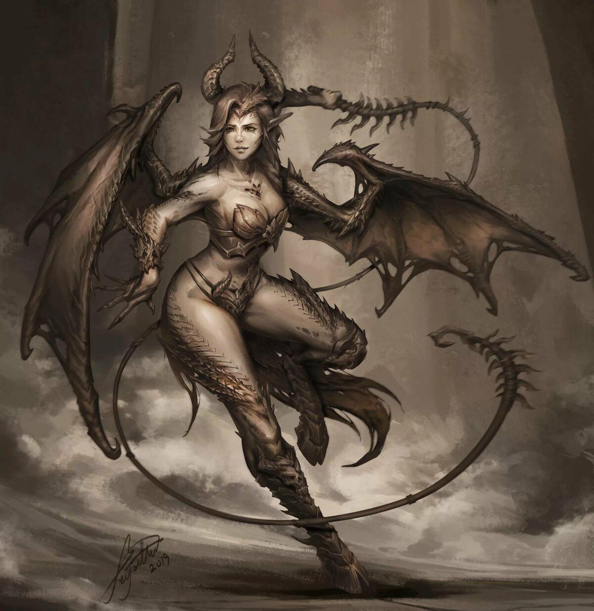 Любовь и демоны