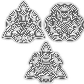 Кельтские тату. значения и эскизы, топ-8 орнаментов + 105 фото