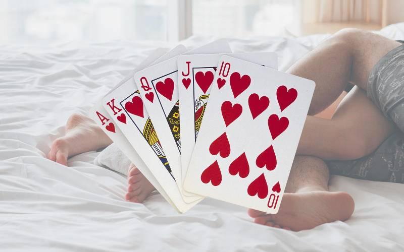 Онлайн гадание на измену мужа (парня) на картах таро | магия