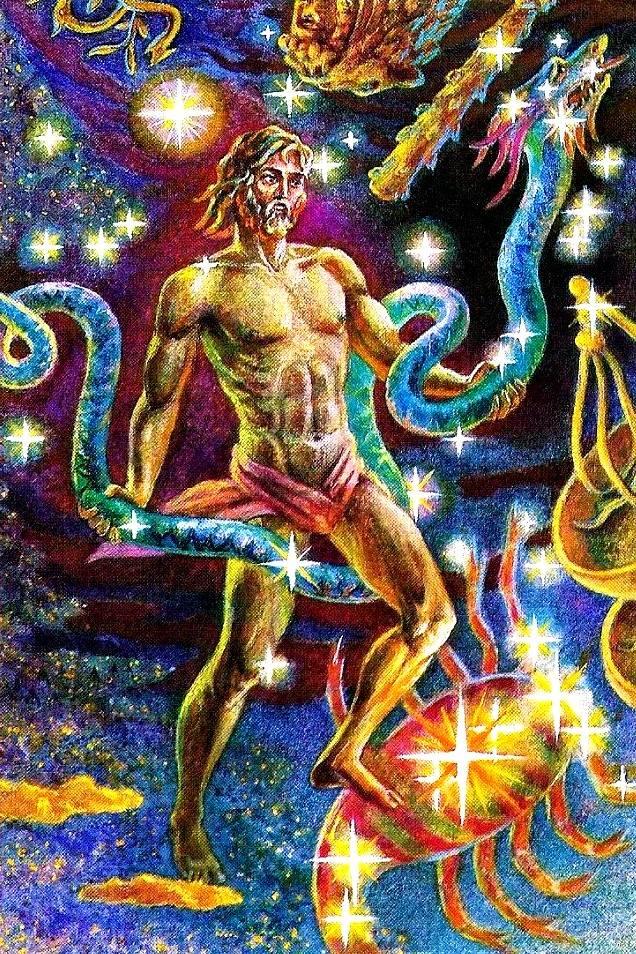 Новый гороскоп с 13 знаками зодиака: тайна змееносца