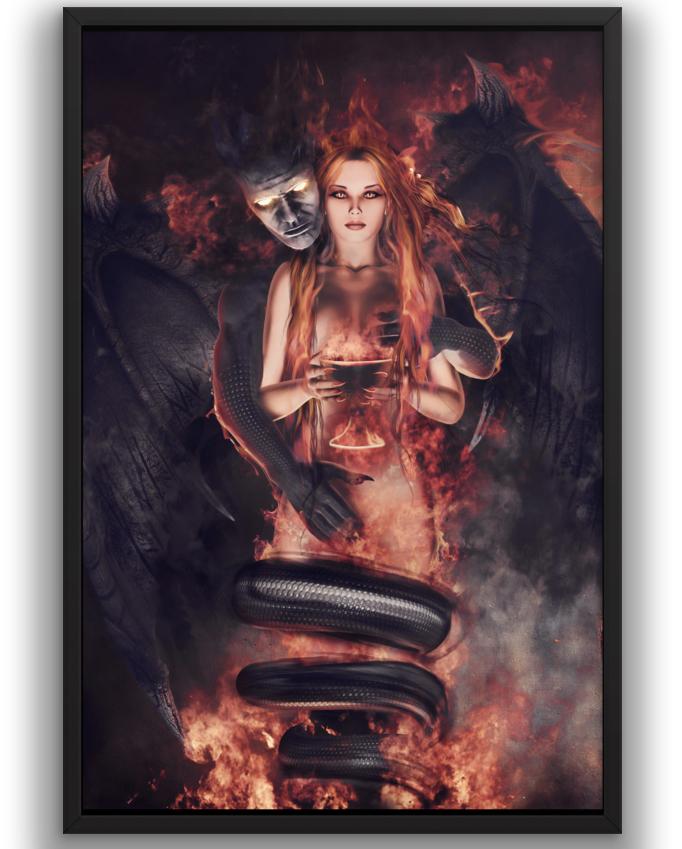 Демон лилит  | potu-storony.ru