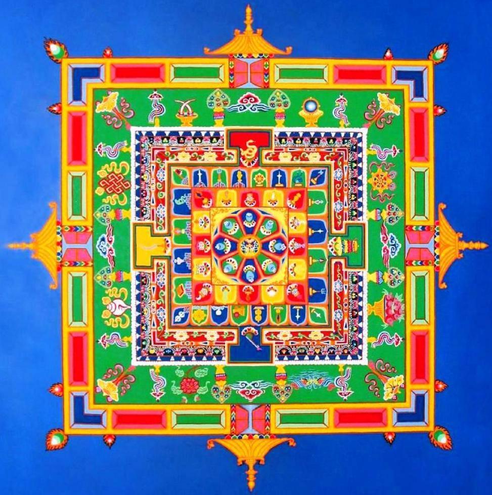Древние тибетские мантры