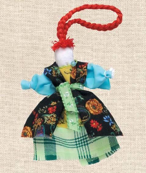 Кукла оберег неразлучники: как сделать своими руками