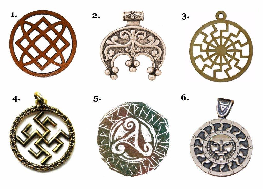 Русские символы, обереги, талисманы и их значение