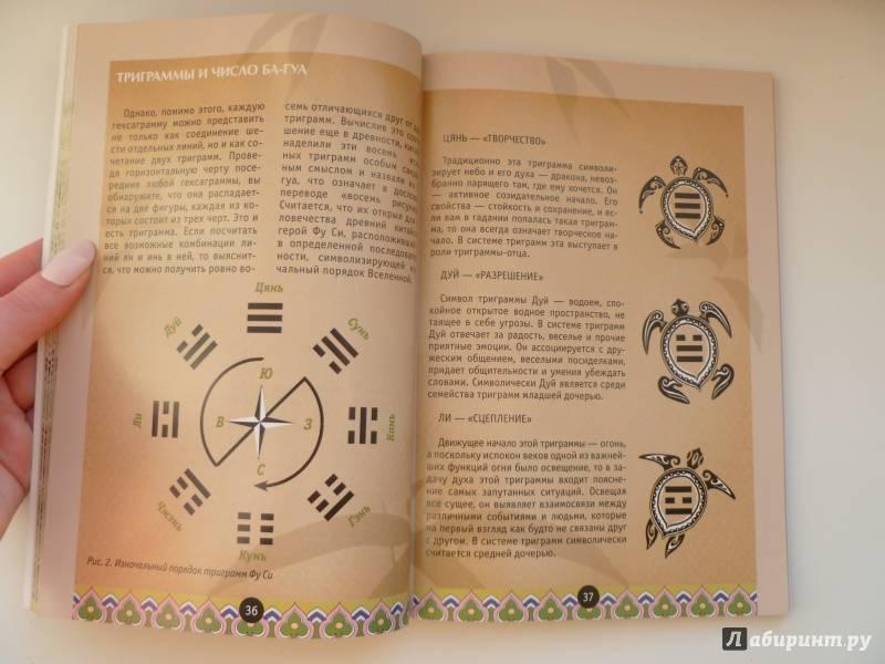 И цзин книга перемен: толкование гексаграмм