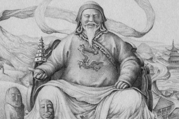 Чингисхан. кипчаки, огузы. средневековая история тюрков и великой степи