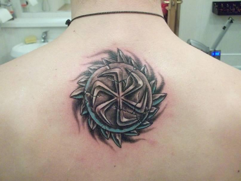Значения славянских тату-оберегов для мужчин и девушек