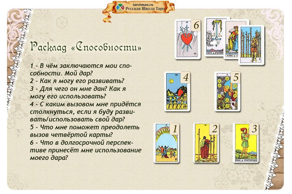 Гадание на картах таро на деньги - онлайн расклад полная чаша - http://predskazanie-online.info