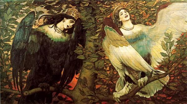 Сирены — губительницы моряков из древнегреческих легенд. легенды о сиренах