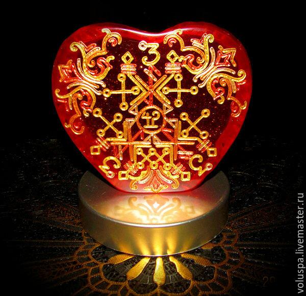 Амулет на любовь ? талисман на замужесвто и привлечения счастья сделать совими руками