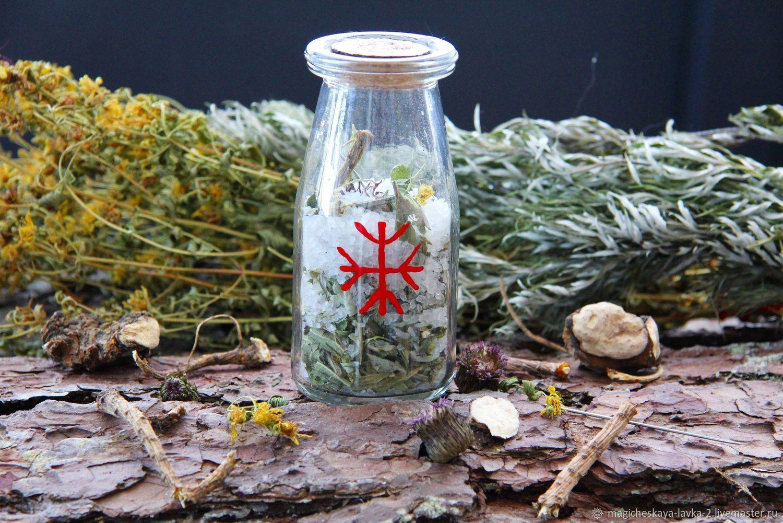 Ведьмина бутылка — изготовление защиты от порчи