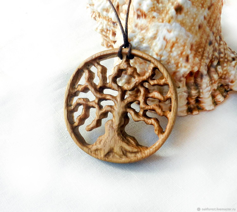 Дерево как символ: от религии до политики