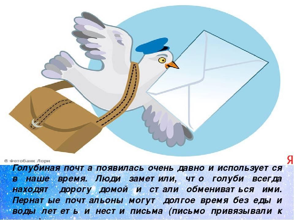 Бесплатное гадание почтовая голубка на любовь онлайн