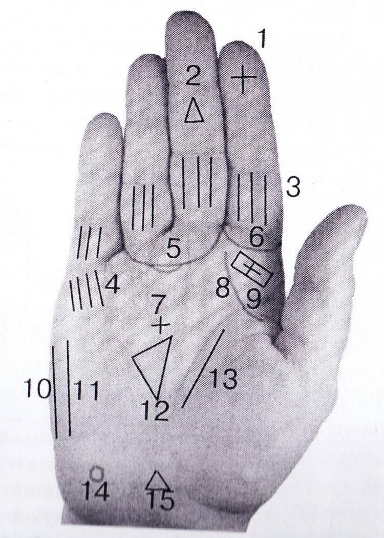 Знак рыбы на руке (хиромантия): все подробности ваших ладоней