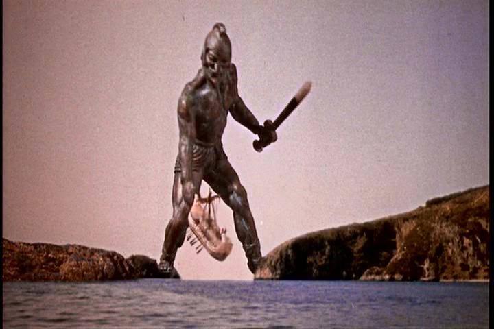 Талос: древнегреческий робот — нло мир интернет — журнал об нло