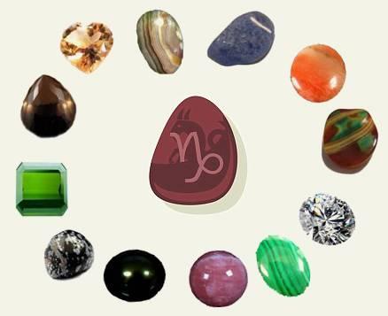 Какие камни-талисманы подходят для женщины козерога по дате рождения и гороскопу?