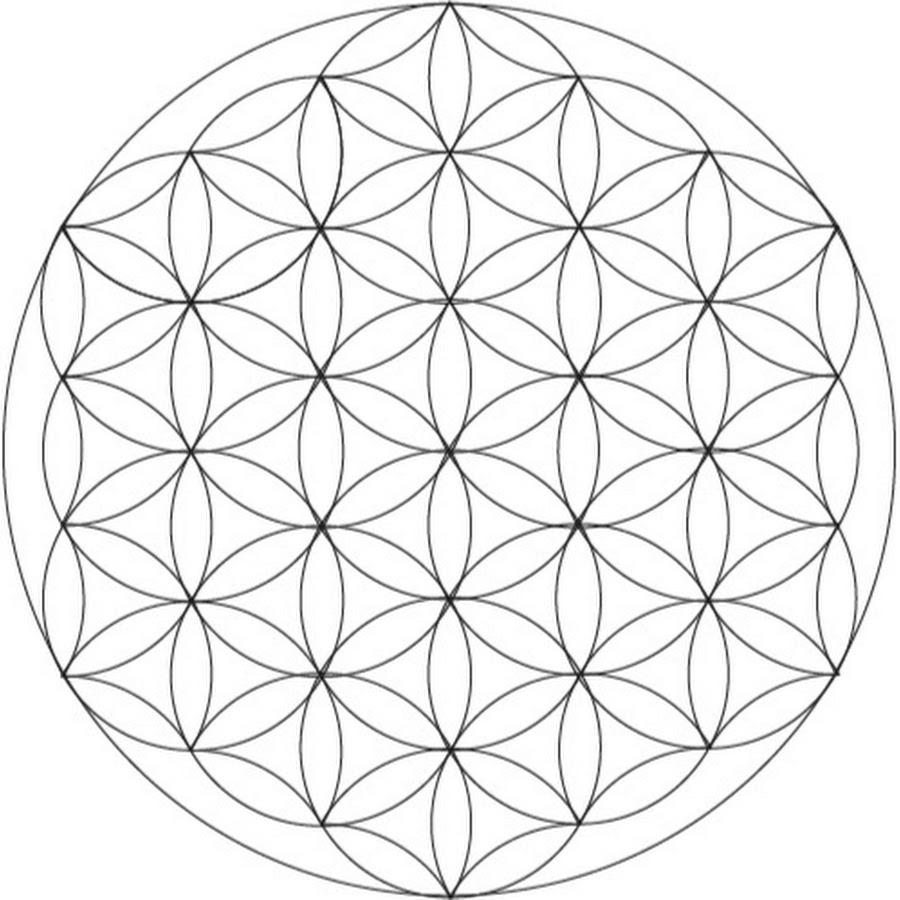 Мощные мандалы для раскрашивания на исполнение сильных желаний: значение цветов
