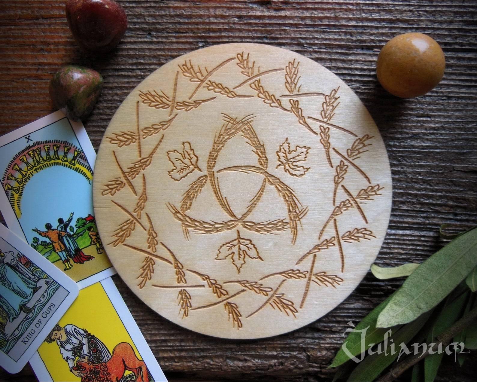 Лугнасад – древнейший праздник земли у кельтов