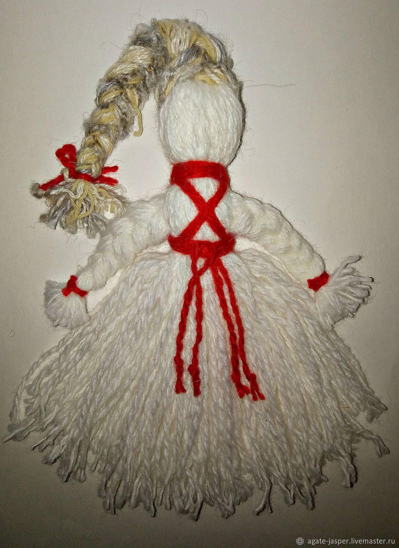Как сделать куклу оберег из ниток, инструкции и идеи