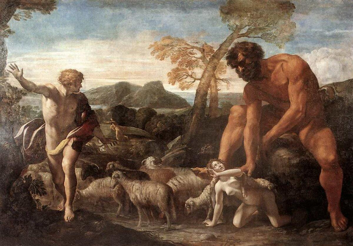Нефилимы — потомки ангелов и смертных женщин