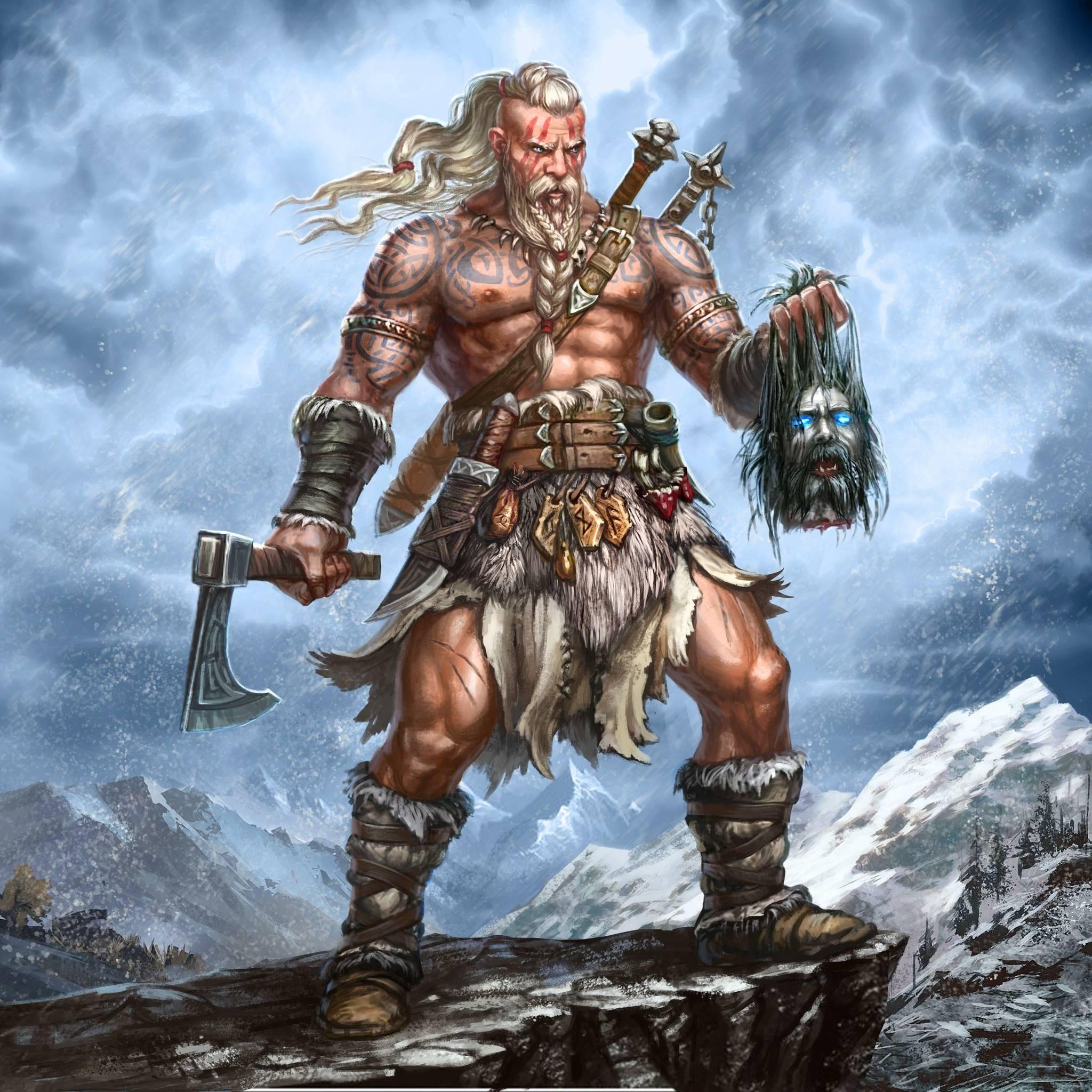 Эйнхерии — бессмертные воины Одина