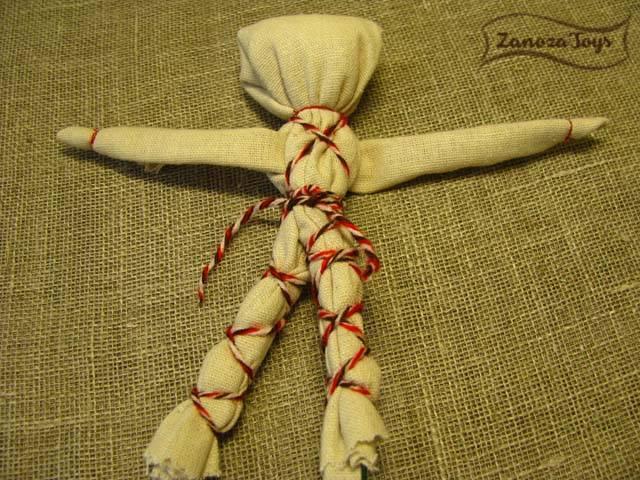Спиридон солнцеворот: как сделать куклу своими руками