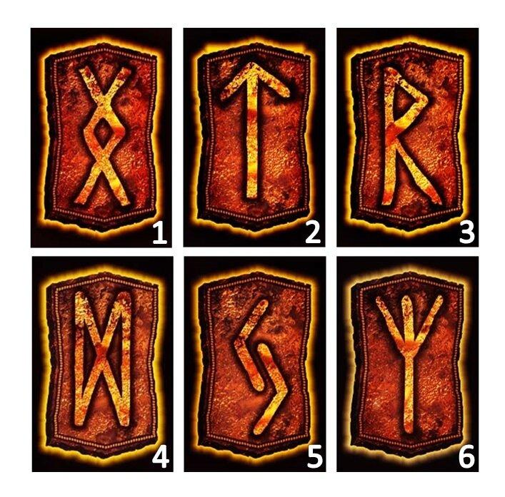 Как гадать на рунах себе: способы, основные значения рунических символов