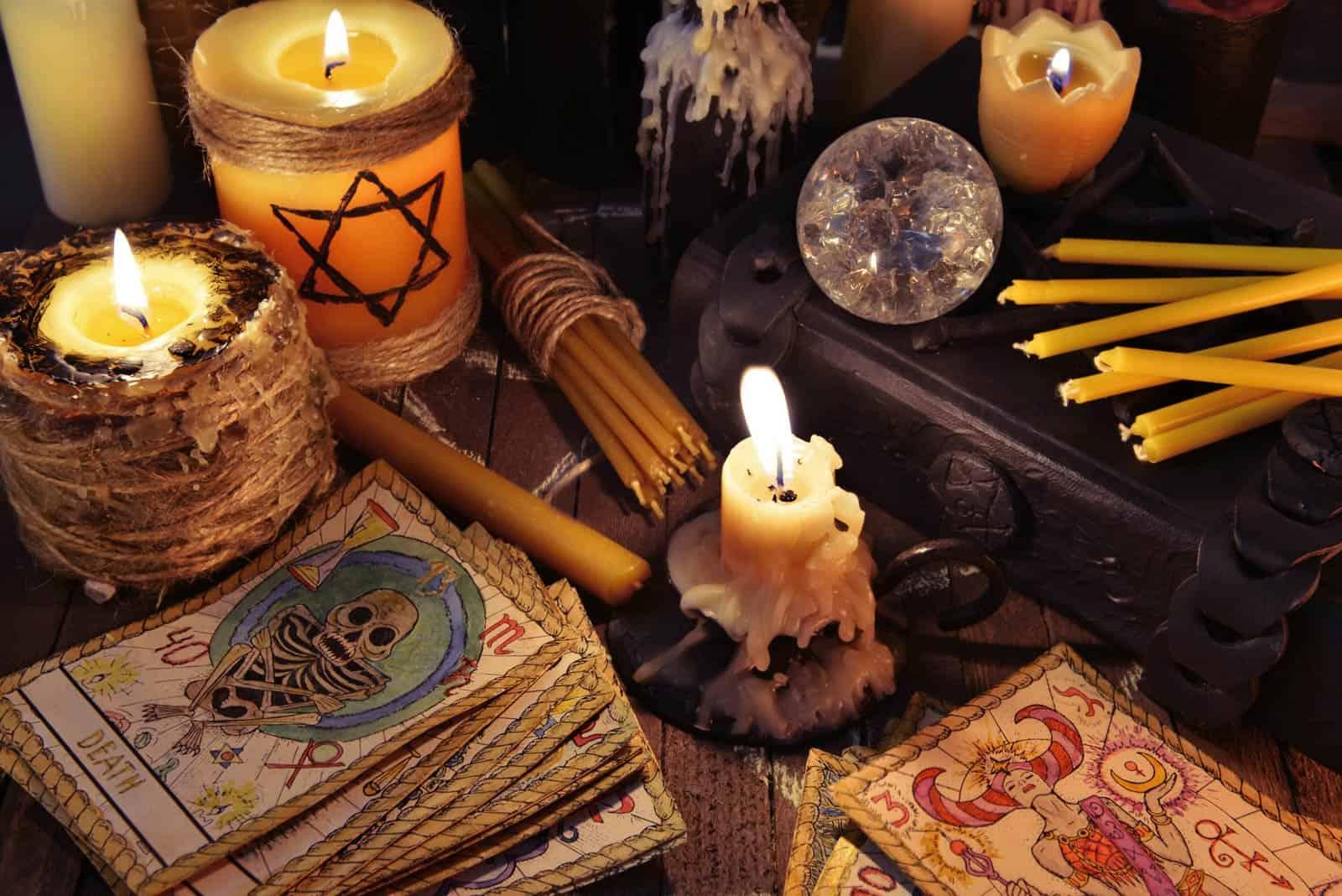 Русская магия: обряды продевания