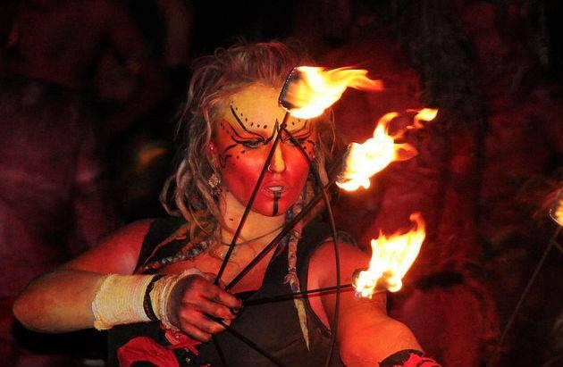 Белтейн — кельтский праздник: волшебное время начала лета и смены темной половины года