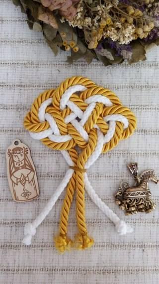 Славянская узелковая магия: наузы на все случаи жизни, на любовь и здоровье, правила плетения своими руками