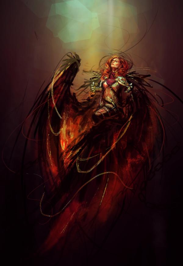 Демон астарот — повелитель адских легионов и каббалистический архидьявол