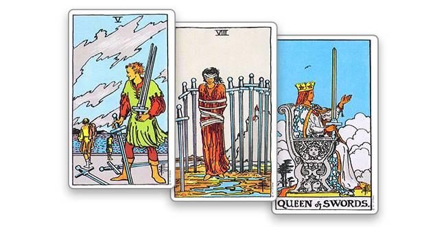 Король мечей - значение карты таро