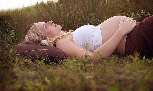 Беременность и начинающиеся роды