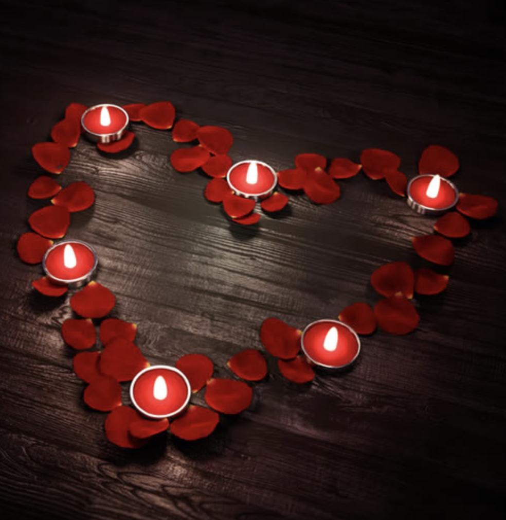 Сила любви гадание: по 100 бальной шкале