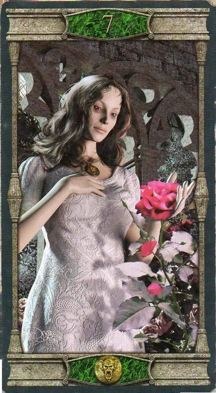 Таро вампиров (вечная ночь, фантасмагория, готическое): галереи, значения карт, сочетания и толкования в раскладах