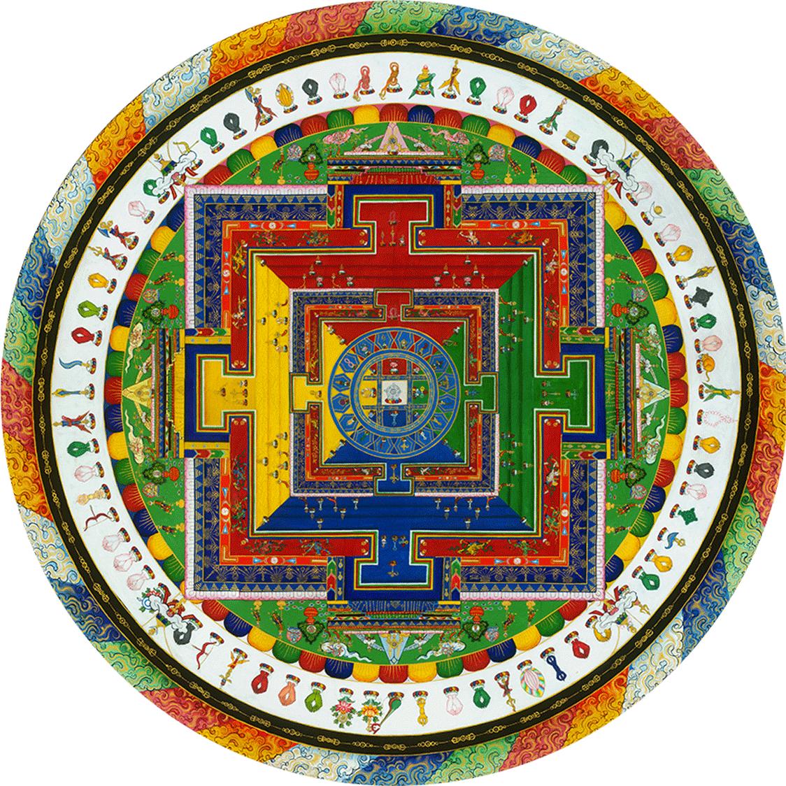 Тибетская мантра для похудения и красоты тела