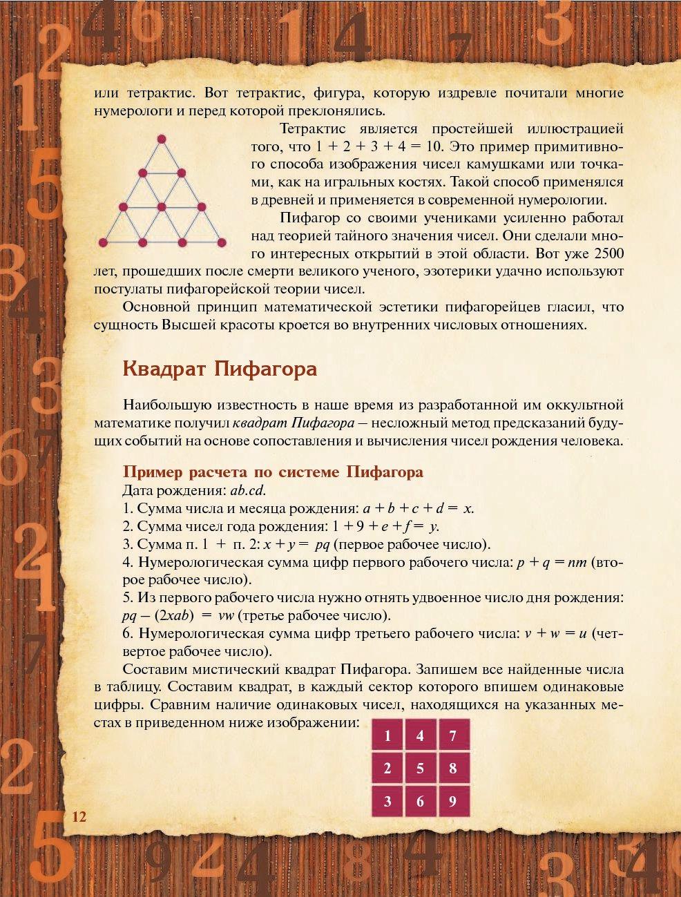 Нумерология и бизнес