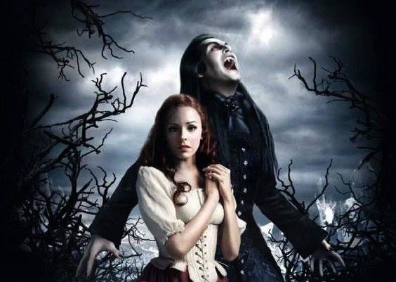 Разновидности вампиров